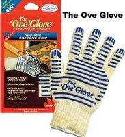high quality gloves - High quality Oven Mitts the Ove Glove Surface Handler Microwave Oven Glove With Non Slip Silicone Grip heat resistant gloves