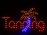 Gros-nled096-r Bronzage Sun Boutique LED Neon Sign 16