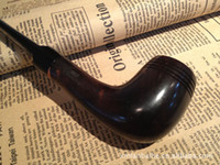 Cheap Ebony pipe Best  pipe imports