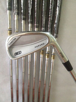 Wholesale CB Forged Golf Irons CB Irons P With Steel shaft Oem Golf clubs Irons Come headcover