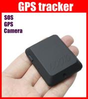 Wholesale 2015 NEW X009 Mini Camera Monitor Video Recorder SOS GPS DV GSM camera MHz hidden camera