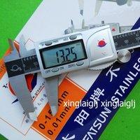 Wholesale Dayang metal shell electronic digital caliper vernier caliper MM V high quality factory direct