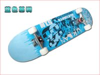 Wholesale Skate board genuine four wheels professional highway skateboard adult double Alice long skate board streets extreme rocker