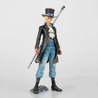 army staff - One Piece Sabo Chief of Staff of the Revolutionary Army PVC Action Figure Model Collection Toy CM