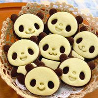 art cookie cutters - Panda Shape Cookie Mold Cake Tools Cookie Cutters Molds Sugar Art Sets Fondant Cupcake Chocolate Molds Kitchen DIY