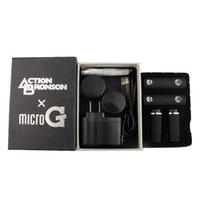 action portable - 2014 newest Action Bronson Micro portable herbal vaporizer clone set series for e cig