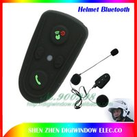 Wholesale Motorbike Helmet Bluetooth Handsfree Headset Multi Sports headphone B508
