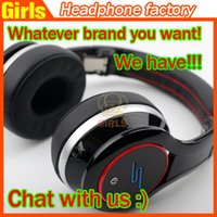 dhgate girls - Latest Headset SMS Audio SL600 Sync by Cent Bluetooth Headset helmet headphones dhgate girls