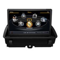 audi oem radio - OEM replace Audi Q3 Car DVD Player With GPS Navigation free Map Radio AM FM Stereo System Bluetooth