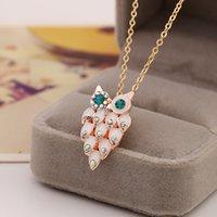 Wholesale 2015 Autumn Owl Earrings Necklace Jewelry Jewelry Jewelry Set Bridal Jewelry Two Sets Of Products JS0068