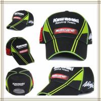 adult kawasaki - 2015 Sport Cap F1 Car Motocycle Racing MOTO GP Kawasaki Ninja Embroidery Baseball Cap Hat