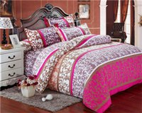 Cheap hot sale king size bedding set brand comfortable safety 4pcs bed sheets 3d various style on your choice