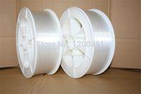 plastic rolls - Factory sale m roll Dia mm PMMA plastic twinkle fiber optic cable light for swimming pool star ceiling optical fiber curtain lighting