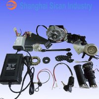 Wholesale 36V W ELECTRIC MOTORIZED E BIKE CONVERSION KIT