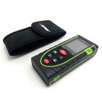 Wholesale 60M ft Laser Distance Meter Measurer distance measurer Medidor Laser Measure Area Volume Tool Hunting rangefinder