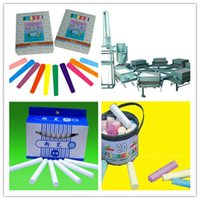 Wholesale Excellent production colored chalk making machine chalks maker machine chalk production machine chalk machine colorful chalk making machine