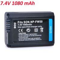 Wholesale Digital Batteries NP FW50 Battery for Sony NEX NEX NEX Alpha A33 A35 A55 Camera Battery