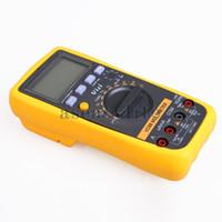 auto amp meter - Hot Sale VC88 Auto Range Digital Multimeter Volt Amp Ohm Meter Temp Freq Tester ASAF