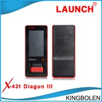 Wholesale In Stock Launch X431 Diagun III Multilanguage Diagun Super Car diagnostic tool for America Europe Asia cars with GIFT X431 Idiag