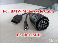 Wholesale For ICOM D for BMW motor diagnose cable new product high performance