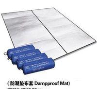 alu foil - Durabel Outddoor moisture proof pad picnic mat Beach Mattress double Side Alu Foil Two Person Tent Mattress cm