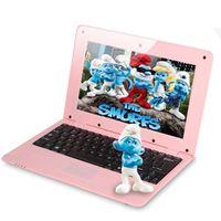 Wholesale 10 inch TN mini Netbook Quad core GHz GB GB MP Camera Cheap Laptop notebook