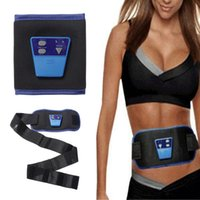 ab electric belt - Health Care Slimming Body Massage belt AB Gymnic electric slimming massage belt