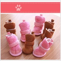 shoes for dogs - New Fancy Dress up Pet Dog Chihuahua Boots Puppy Shoes For Small Dog Size