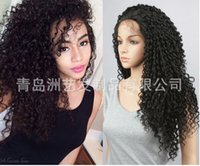 big drag wigs - Stunning Curly Synthetic Lace Front Wig Rupaul purple party drag queen Wig good