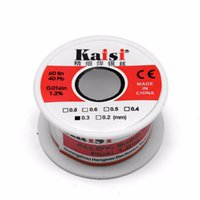 Wholesale 0 mm G Rosin Core Flux Tin Lead Roll Soldering Solder Wire New Arrival