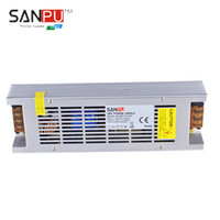 ac dc fans - SANPU SMPS LED Power Supply v w a Constant Voltage Switching Driver v ac to dc Lighting Transformer No Fan Indoor