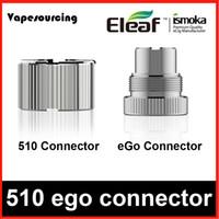 air adaptors - Original Istick Eleaf Adaptor ego connector Istick Assy To Ego Thread Connector Adapter Fit Eleaf GS AIR TANK
