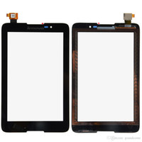 Wholesale For Lenovo A7 A3500 Newest Hot Replacement Part Flat Touch Screen Digitizer Glass Tablet PC B0472 W0