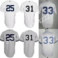 anti bird strips - 30 Teams New York Baseball Jersey Mark Teixeira Greg Bird Nick Swisher White Strips Grey Black Shirt Stitched Jersey Size M XL
