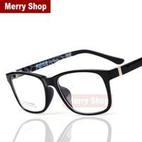 2015 brand designer glasses for men women round retro big frame glasses fashion optical vintage eyewear frames