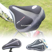 Wholesale Cycling Bicycle Mountain Bike Soft Memory Foam Seat Saddle Cover Cushion Comfy
