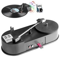 audio turntable - 1604 NEWEST Ezcap612 USB Mini Phonograph Vinyl Turntables Audio Player Support Turntable Convert LP Record to CD or MP3 Function