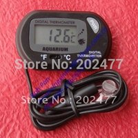 aquarium water temperature controller - 500pc Aquarium Digital Thermometer Fish Tank Water w Probe