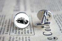 beetle motor - 10pairs VW Beetle Cufflinks Vintage Car Cufflinks Gift for Dad Gift for Boyfriend Motor Cufflinks Gift for Husband