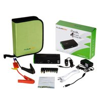 Wholesale FLOUREON Multi Function Car Jump Starter mAh Start V Car Engine Emergency Battery Power Bank Fast Charge US