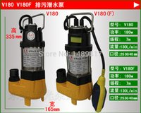 Wholesale V180F KW centrifugal submersible pump