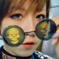 poker sunglasses - TMC John Lennon Style Hologram Poker Eye Glasses D Sunglasses Novelty Funny Eyeglasses Dollar Lizard Eye Skull Love