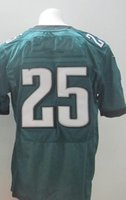 Wholesale Eagles LeSean McCoy New Green Football Elite Jerseys Men Women Youth Kids Stitched Jersey Size Drop Shipping