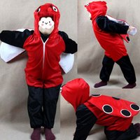 beetles movies - Child Marvel Lady Beetle Ladybird Animal Fancy Dress Costume Performance Clothes Halloween Party Supplies New Year Showtime