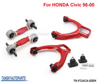 Wholesale Tansky car styling Front Rear Camber Kit Lower Control Arm Fits For Honda Civic TK FCACA EK