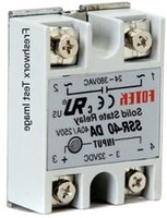 ac relay solid state - F08721 Solid State Relay SSR DA SSR A VDC V AC For PID Temperature Controller