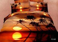 3d bedding set - BX00057 Home Textile D Bedding Set bed cover duvet cover sets linens bed in a bag comforter sets bedclothes bed in a bag