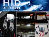 Wholesale XENON HID Conversion Kit v DC W H8 K HID xenon lamp ballast lamps Xenon Lamp HID Fog lamps foglights