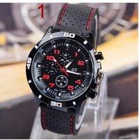 Cheap Grand Touring GT Men Sport Quartz Watch Military Watches Army Japan PC Movement Wristwatch Fashion Men's Watches