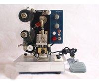printer ribbon - Semi automatic Electric Hot Stamp Ribbon Coding Printer Machine Coder HP B